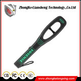 Chinesische beste Qualitätsbeweglicher preiswerter Metalldetektor
