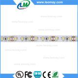 Luz de tira flexible roja mencionada de la UL SMD3014 LED