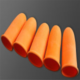 Orange Latex Skidproof ESD Finger-Feldbetten (EGS-03)