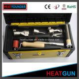 injetor plástico quente portátil 650c da soldadura 1600W para o PE PP do PVC