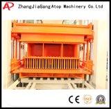 Vollautomatische Ziegeleimaschine Multifunktionsblock, der Maschine herstellt