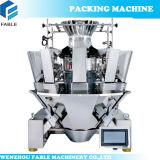 De automatische Machine van de Verpakking van de Zak van de Ritssluiting van het Poeder