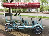 [ستيرينغ وهيل] درّاجة مقصور دوّاسة درّاجة أربعة عجلات درّاجة