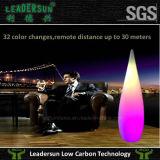 LED 점화 가구 다색 LED 전기 스탠드 Ldx-FL01