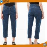 工場OEMの人のブルー・ジーンズのデニムの方法綿のジーンズ
