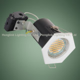 5W GU10 COB/SMD LED Fire Rated Downlight