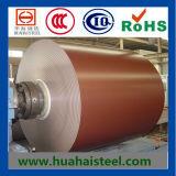Bobina de aço Prepainted modelada (PPGI)