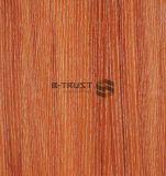キャビネットまたはドアの皮の真空の出版物のためのPVC木のフィルムかホイル