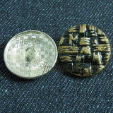 Хвостовик типа способа плакировкой шьет кнопку металла