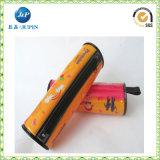 Plumier chaud de caisse de stylo de tirette d'étudiant d'école de sac de papeterie (JP-Plastic051)