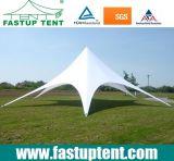 Tente en forme d'étoile promotionnelle en aluminium d'araignée de Pôle Sunshed avec le logo