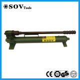 bomba de mano hidráulica de acero durable 700bar (SV12B)
