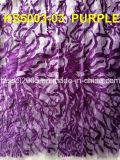 Item No. Tl0003 (テュルのレース)のGarmentsのための100%年のポリエステルMesh Lace Used
