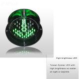Modulo personalizzato del semaforo della freccia 125mm LED di verde della croce rossa