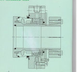 Guarnizione meccanica della pompa dei residui per la centrale elettrica (HT1)
