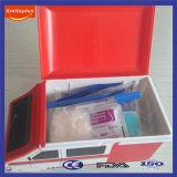 Family Care Ambulance Toy PP Box Kit de emergência para crianças