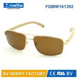 QualitätFqmw161392 mens-Art-Sonnenbrille-Bambus-Bügel