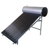Chauffe-eau solaire Maison-Utilisé du bas/non de pression