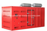 Brushless Alternatorの1000kVA Cummins Containerized Power Generator Set