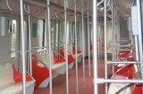 [ستينلسّ ستيل بيب] لأنّ مترو درابزين