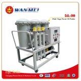 Популярная многошаговая точная машина фильтрации масла (DJL-300)