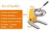 De gele Maalmachine van het Ijs van het Roestvrij staal Elektrische (SBT114)