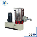 Machine à grande vitesse de mélangeur réglée pour les matières premières en plastique