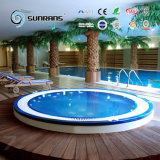 Baignoire solaire simple hydro massage pour 5 personne