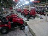 Conduite automatique sur la faucheuse avec l'engine 20HP