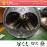 &Barrel en plastique de vis de panneau de feuille de profil de pipe pour la machine en plastique d'extrudeuse