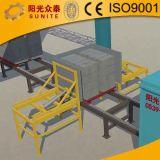 Fornecer os blocos de AAC que fazem a maquinaria da usina a capacidade até 50000m3/Year