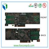 10layer Fr4 Gf+OSPコンピュータのための堅いPCBのボード