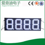 Painel do preço da indicação digital do diodo emissor de luz