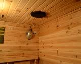 Sala de sauna infravermelha distante 2016 Sauna ao ar livre para 2 pessoas (SEK-F2)