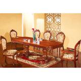 식당 가구 세트 (H808A)를 위한 나무로 되는 테이블과 나무 의자