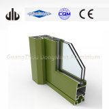 Windows di alluminio e Doors Profiles Aluminium Casement Frame