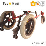 Cerebral Palsy ChildrenのためのTopmedi Aluminum Recilning Child Wheelchair