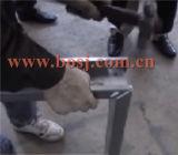 Le conduit d'air de la CAHT a motorisé le roulis d'amortisseur d'épreuve d'incendie formant la machine Indonésie de production