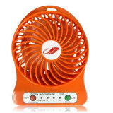 Ventilateur tenu dans la main de batterie Li-ion rechargeable portative de F95b mini