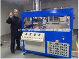 Semiautomatico, il biscotto inscatola la macchina di plastica, certificazione del Ce