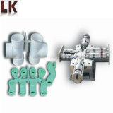 Moulage par injection en plastique d'ajustage de précision de pipe avec la forme différente