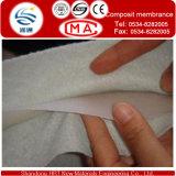 le lotus composé de 600G/M2 Geomembrane enracine le tissu imperméable à l'eau de syndicat de prix ferme