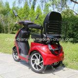Scooter de 3 rodas de 500W, Scooter de mobilidade elétrica
