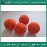 Billes en gros en caoutchouc de silicones utilisées pour la machine à laver
