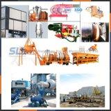 Bewegliche Asphalt-Stapel-Mischungs-Pflanze 20t/H-80t/H