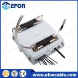 Le câble de fibre optique de Gpon Lgx dépliant FTTH distribuent les cadres (FDB-08H)