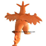 Traje popular do caráter alaranjado de Charizard do traje da mascote
