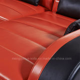 Salone Genuine Leather Sofa (906A)
