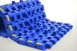 Singel Hinge Width Limited-flaches modulares Plastikförderband 1400