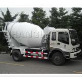 8m3 misura il camion con un contatore della betoniera, camion della betoniera della Cina HOWO